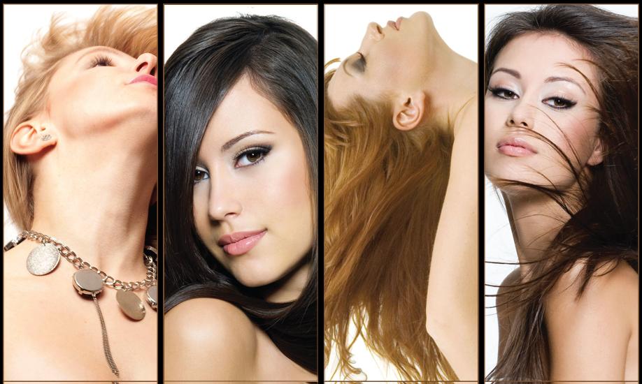 women's hair banner image
